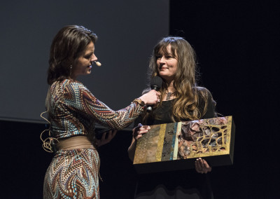 Marie Louise Kold, konstnären bakom Plåtpriset